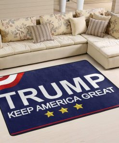 Trump President Keep America Great Rug Carpet