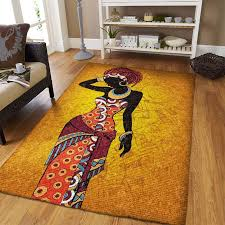 Africa Girl Limited Edition Rug Carpet