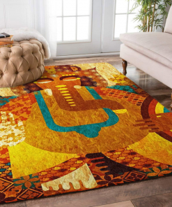 African Elephant Limited Edition Rug Carpet