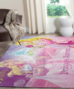 Aurora In Disney Princess Family Area Limited Adition Rug Carpets