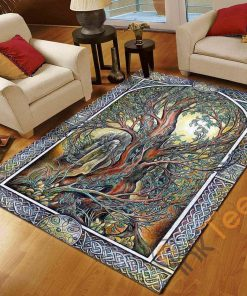 Celtic Tree Of Life Limited Edition Rug Carpet