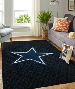 Dallas Cowboys NFL Limited Edition Rug Carpet