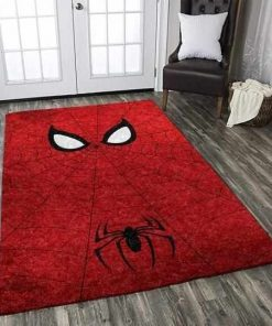 DC And Marvel Superhero Spiderman Area Limited Edition Rug Carpet