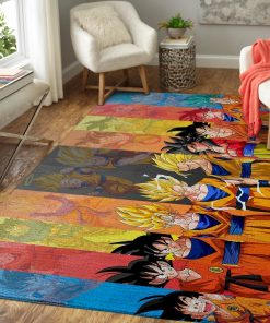 Dragon Ball Area Limited Edition Rug Carpet