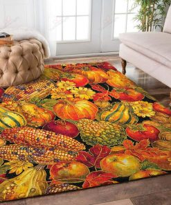 Autumn Fruits Rug