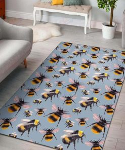 Beer Items Rug
