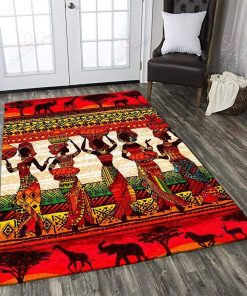The Africa Girls Rug