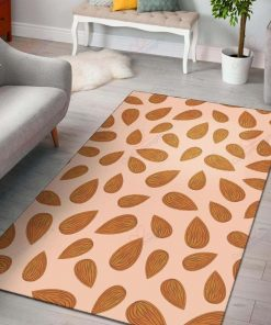 Yellow Almonds Rug